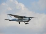 おっつんさんが、調布飛行場で撮影したアイベックスアビエイション 172P Skyhawkの航空フォト(写真)