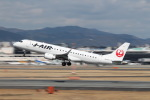 Shiro_ichiganさんが、伊丹空港で撮影したジェイ・エア ERJ-190-100(ERJ-190STD)の航空フォト(写真)