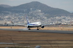 Shiro_ichiganさんが、伊丹空港で撮影した全日空 767-381の航空フォト(写真)