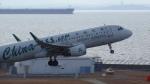 せせらぎさんが、中部国際空港で撮影した春秋航空 A320-214の航空フォト(写真)