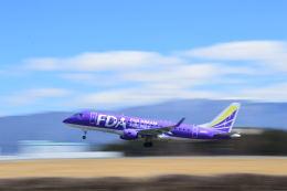 md87さんが、松本空港で撮影したフジドリームエアラインズ ERJ-170-200 (ERJ-175STD)の航空フォト(写真)