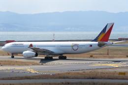 SFJ_capさんが、関西国際空港で撮影したフィリピン航空 A330-343Xの航空フォト(写真)