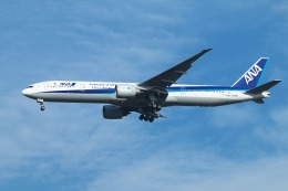 nh747dさんが、成田国際空港で撮影した全日空 777-381/ERの航空フォト(写真)