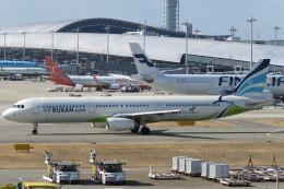 SFJ_capさんが、関西国際空港で撮影したエアプサン A321-231の航空フォト(写真)