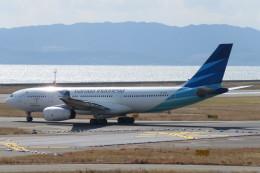 SFJ_capさんが、関西国際空港で撮影したガルーダ・インドネシア航空 A330-243の航空フォト(写真)