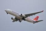 ガス屋のヨッシーさんが、関西国際空港で撮影したトランスアジア航空 A330-343Xの航空フォト(写真)
