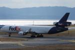 SFJ_capさんが、関西国際空港で撮影したフェデックス・エクスプレス MD-11Fの航空フォト(写真)