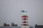 yuka-blueさんが、札幌飛行場で撮影した北海道警察 AW139の航空フォト(写真)