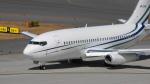 せせらぎさんが、中部国際空港で撮影したジェット・コネクションズ 737-2V6/Advの航空フォト(写真)