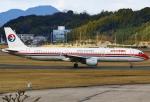 あしゅーさんが、福岡空港で撮影した中国東方航空 A321-211の航空フォト(写真)