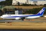 あしゅーさんが、福岡空港で撮影した全日空 767-381の航空フォト(写真)