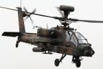SAWAさんが、宇都宮飛行場で撮影した陸上自衛隊 AH-64Dの航空フォト(写真)