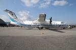 utarou on NRTさんが、木更津飛行場で撮影した海上保安庁 DHC-8-315 Dash 8の航空フォト(写真)