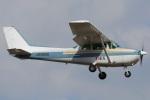 (`・ω・´)さんが、調布飛行場で撮影したアイベックスアビエイション 172P Skyhawkの航空フォト(写真)