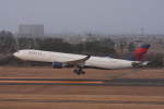 プルシアンブルーさんが、仙台空港で撮影したデルタ航空 A330-323Xの航空フォト(写真)