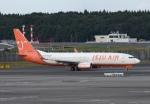 justice2002さんが、成田国際空港で撮影したチェジュ航空 737-86Jの航空フォト(写真)