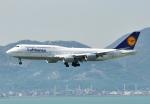 justice2002さんが、香港国際空港で撮影したルフトハンザドイツ航空 747-830の航空フォト(写真)