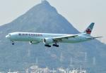 justice2002さんが、香港国際空港で撮影したエア・カナダ 777-333/ERの航空フォト(写真)