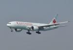 justice2002さんが、香港国際空港で撮影したエア・カナダ 777-233/LRの航空フォト(写真)
