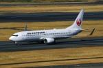 DVDさんが、羽田空港で撮影したJALエクスプレス 737-846の航空フォト(写真)