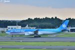 吉田高士さんが、成田国際空港で撮影したエア・タヒチ・ヌイ A340-313Xの航空フォト(写真)