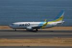 A350XWB-HNDさんが、羽田空港で撮影したAIR DO 737-781の航空フォト(写真)