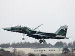 もともとさんが、茨城空港で撮影した航空自衛隊 F-15DJ Eagleの航空フォト(写真)
