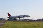 hnd22さんが、仙台空港で撮影したジェイ・エア ERJ-170-100 (ERJ-170STD)の航空フォト(写真)