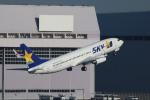 A350XWB-HNDさんが、羽田空港で撮影したスカイマーク 737-8Q8の航空フォト(写真)