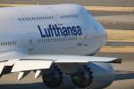 A350XWB-HNDさんが、羽田空港で撮影したルフトハンザドイツ航空 747-830の航空フォト(写真)