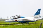 hnd22さんが、松島基地で撮影した航空自衛隊 T-4の航空フォト(写真)