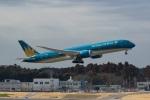 Mochi7D2さんが、成田国際空港で撮影したベトナム航空 787-9の航空フォト(写真)