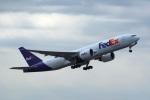 Mochi7D2さんが、成田国際空港で撮影したフェデックス・エクスプレス 777-FS2の航空フォト(写真)