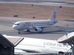 ken1☆MYJさんが、香港国際空港で撮影したキャセイドラゴン A320-232の航空フォト(写真)