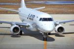 ASTER602さんが、新潟空港で撮影したジェイ・エア ERJ-170-100 (ERJ-170STD)の航空フォト(写真)