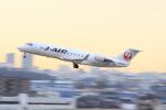 Gpapaさんが、伊丹空港で撮影したジェイ・エア CL-600-2B19 Regional Jet CRJ-200ERの航空フォト(写真)