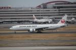 yuitaさんが、羽田空港で撮影した日本航空 777-289の航空フォト(写真)