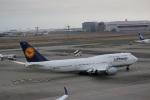 yuitaさんが、羽田空港で撮影したルフトハンザドイツ航空 747-830の航空フォト(写真)