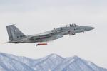 岡崎美合さんが、千歳基地で撮影した航空自衛隊 F-15J Eagleの航空フォト(写真)