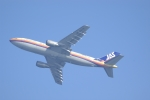 fukucyanさんが、?で撮影した日本エアシステム A300B2K-3Cの航空フォト(写真)