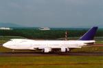 菊池 正人さんが、新千歳空港で撮影したアトラス航空 747-271C/SCDの航空フォト(写真)