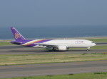 Timothyさんが、中部国際空港で撮影したタイ国際航空 777-2D7の航空フォト(写真)