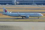 PASSENGERさんが、羽田空港で撮影した中国東方航空 A321-211の航空フォト(写真)