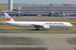 PASSENGERさんが、羽田空港で撮影した日本航空 777-346/ERの航空フォト(写真)