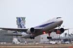 やまけんさんが、仙台空港で撮影した全日空 767-381の航空フォト(写真)