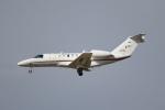 やまけんさんが、仙台空港で撮影した国土交通省 航空局 525C Citation CJ4の航空フォト(写真)