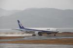Maestroさんが、長崎空港で撮影した全日空 777-281の航空フォト(写真)