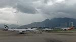 flytaka78さんが、香港国際空港で撮影したキャセイパシフィック航空 A340-313Xの航空フォト(写真)