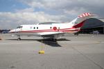 utarou on NRTさんが、木更津飛行場で撮影した航空自衛隊 U-125 (BAe-125-800FI)の航空フォト(写真)