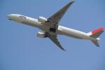 せぷてんばーさんが、成田国際空港で撮影した日本航空 777-346/ERの航空フォト(写真)